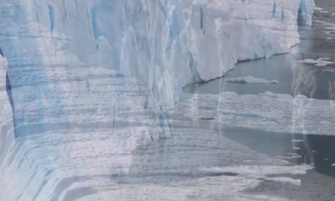 Οι πάγοι λιώνουν και η Ανταρκτική εκπέμπει SOS. Το βίντεο που προκαλεί σοκ...