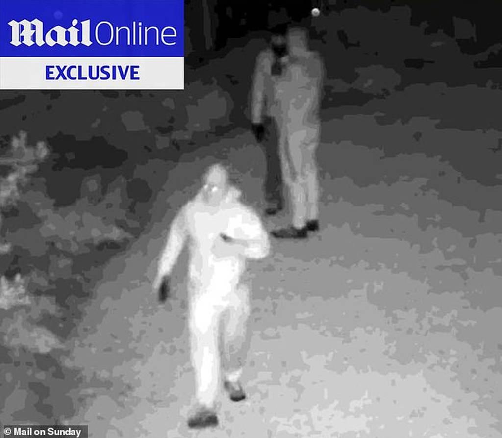 Τρόμος για τους Μπέκαμ: Μασκοφόροι επιχείρησαν να «μπουκάρουν» στο σπίτι τους (pics)