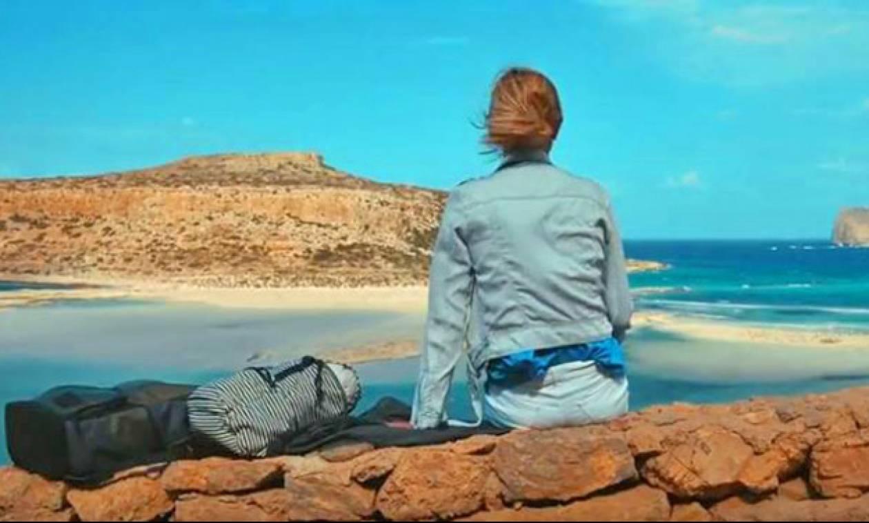 Γάλλος τουρίστας λάτρεψε την Κρήτη και εμείς την βιντεάρα διακοπών που έφτιαξε!