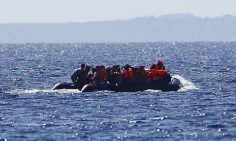 В Эгейском море затонуло судно, перевозившее мигрантов. Есть погибшие