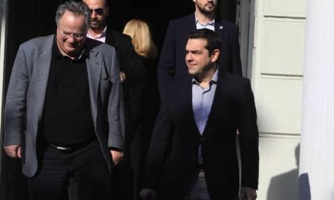 Алексис Ципрас возглавил министерство иностранных дел