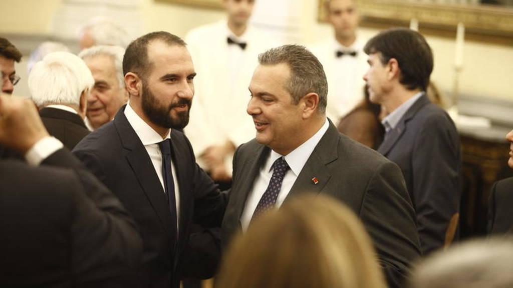 Τζανακόπουλος: Θα έχουμε κυβερνητική πλειοψηφία ακόμα και αν αποχωρήσει ο Καμμένος