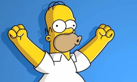 Άλλη μια προφητεία των Simpsons βγήκε αληθινή! (video)