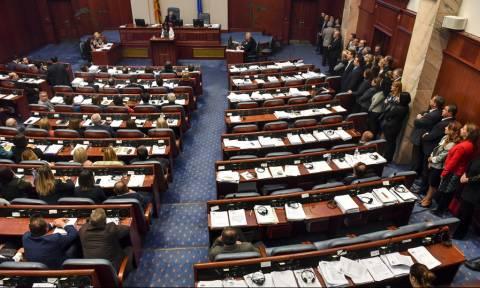 Σκόπια: «Δεν μετανιώνω» δηλώνει μία από τους «αντάρτες» του VMRO