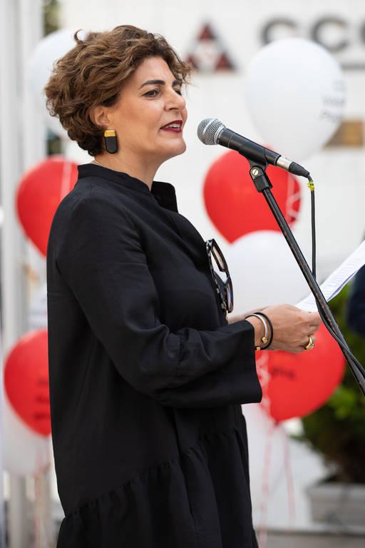 H κα Rosie Nasser, Corporate Social Responsibility Consultant της CCC