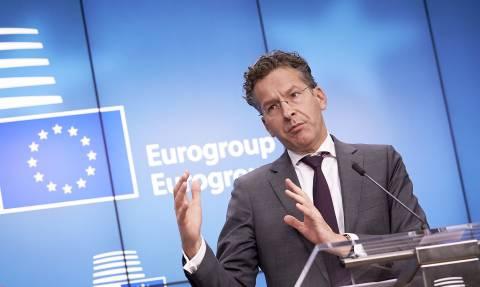 Ντάισελμπλουμ: Μελλοντικά θα χρειαστούν και νέα μέτρα ελάφρυνσης του ελληνικού χρέους