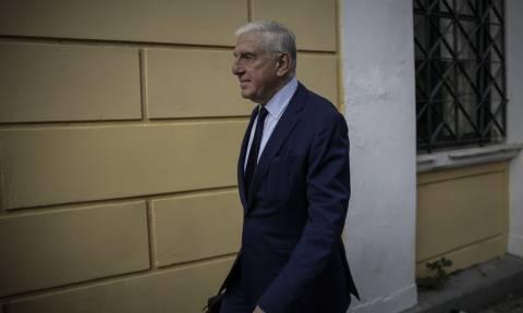 Διεκόπη η μαραθώνια απολογία του Παπαντωνίου: «Πρωτοφανές σενάριο οι κατηγορίες εναντίον μου»