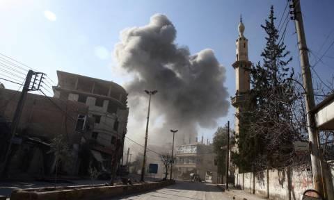 Συρία: Ο διεθνής συνασπισμός βομβάρδισε δύο τεμένη
