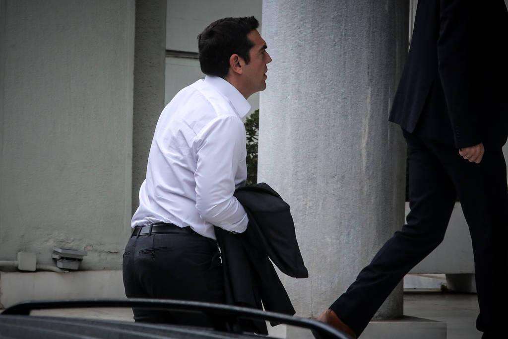 «Πρεμιέρα» Τσίπρα στο υπουργείο Εξωτερικών: Στο επίκεντρο του casus belli της Άγκυρας