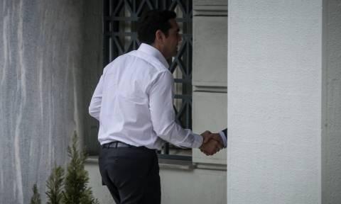 «Πρεμιέρα» Τσίπρα στο υπουργείο Εξωτερικών: Στο επίκεντρο το casus belli της Άγκυρας