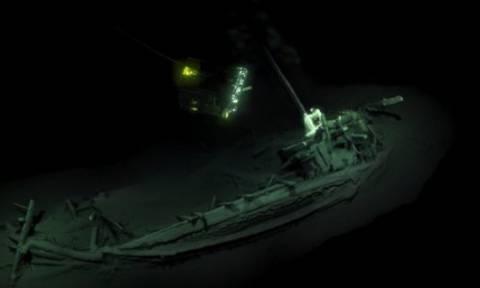 Археологи обнаружили в Черном море «корабль Одиссея»