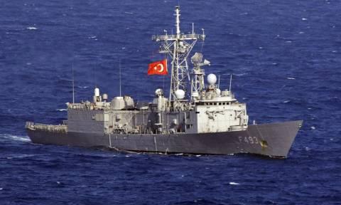 Νέα τουρκική πρόκληση: Ξαφνική άσκηση με υποβρύχια ανατολικά της Ρόδου