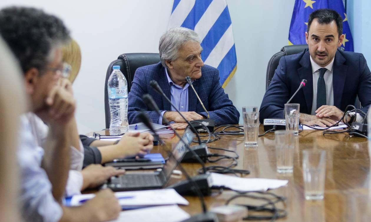 Χαρίτσης: Δίκαιη και βιώσιμη λύση για τη ψήφο των Ελλήνων του εξωτερικού