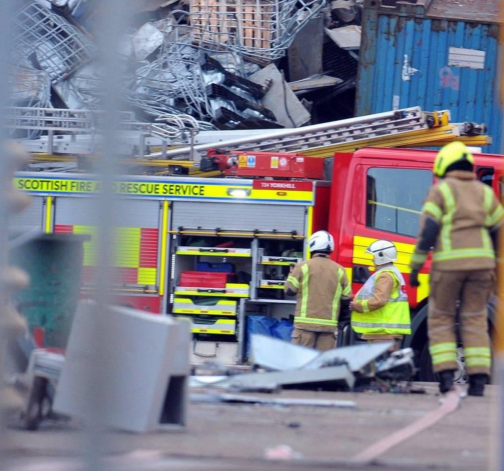 ΕΚΤΑΚΤΟ: Συναγερμός στη Σκωτία: Ισχυρή έκρηξη στο κέντρο της Γλασκώβης (Pics)