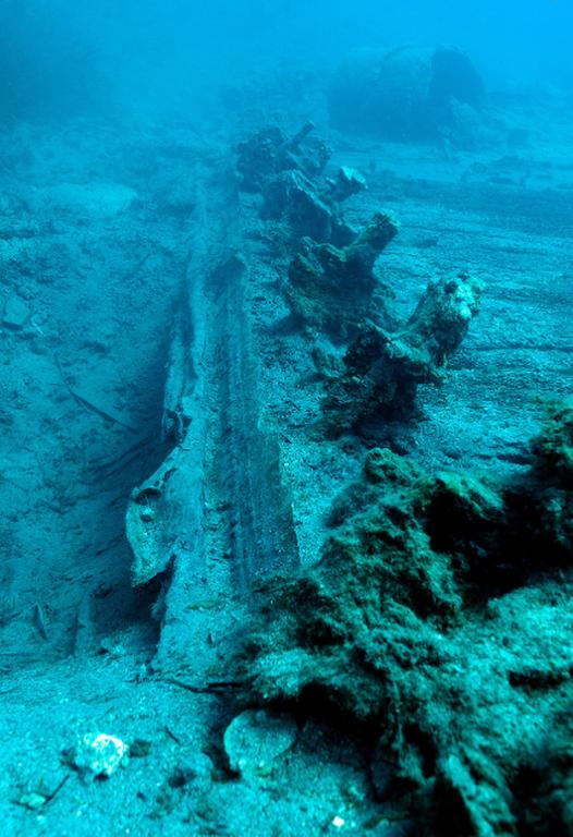 Νέα στοιχεία για το ιστορικό ναυάγιο «Μέντωρ» στα Κύθηρα (pics)
