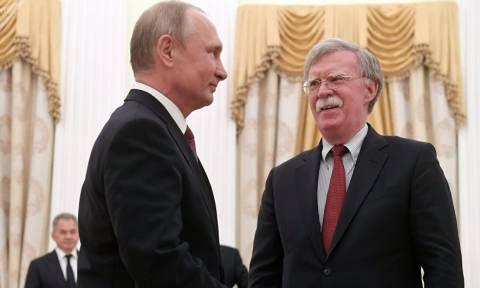 Προς εκτόνωση η νέα κόντρα ΗΠΑ – Ρωσίας για τα πυρηνικά: Ο Πούτιν πρότεινε στον Τραμπ να συναντηθούν