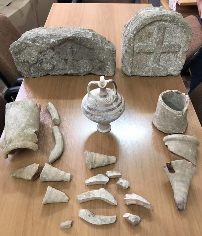 Ρόδος: Συνελήφθη 65χρονος για κατοχή αρχαιοτήτων