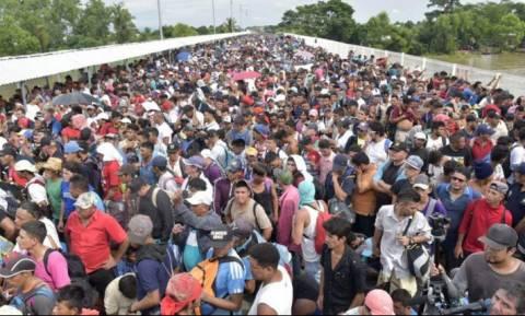 Μεξικό: Τρεις μετανάστες νεκροί στο δρόμο από την Ονδούρα προς τις ΗΠΑ (vids)
