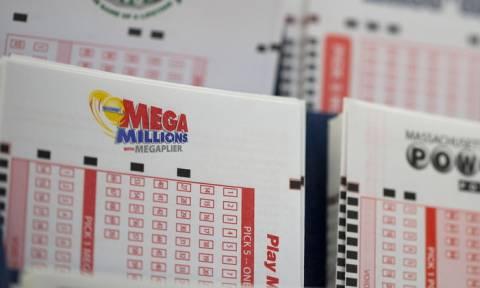 Mega Millions: Ένας υπερτυχερός κέρδισε 1,6 δισ. στο μεγαλύτερο τζακ ποτ όλων των εποχών! (vid)
