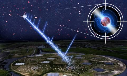 Ανακαλύφθηκε το πιο... τεμπέλικο άστρο νετρονίων!