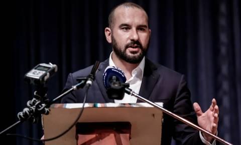 Τζανακόπουλος προς Τουρκία: Δεν διαπραγματευόμαστε με κανέναν την εθνική μας κυριαρχία