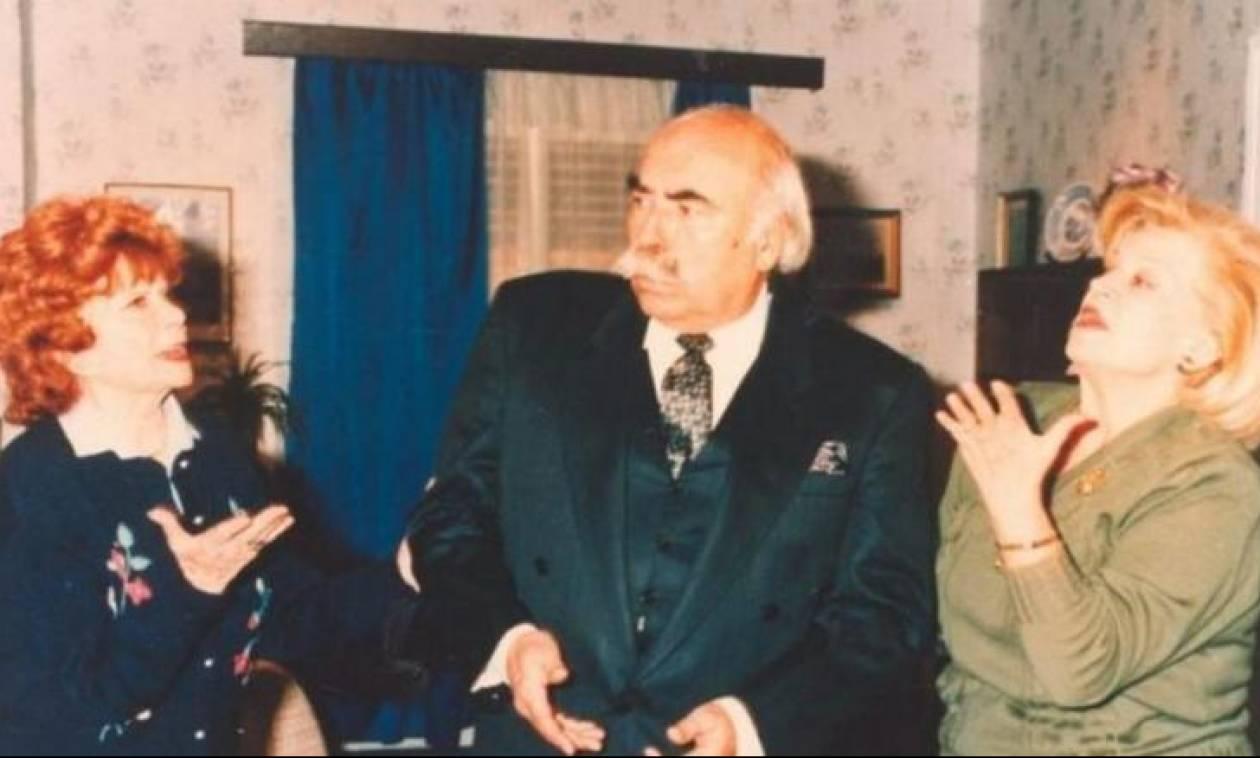 Θλίψη: Έφυγε από τη ζωή ο «φαρμακοποιός» του «Ρετιρέ» Νίκος Κούρος