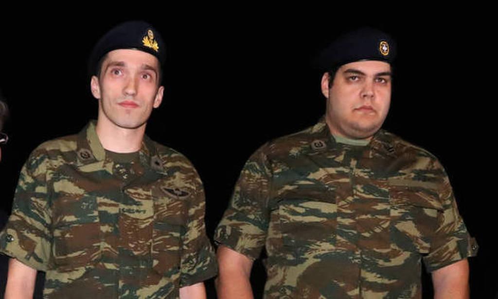 ΓΕΕΘΑ για Έλληνες στρατιωτικούς: Κανείς δεν έχει παραπεμφθεί στο στρατοδικείο ακόμη (vid+pics)