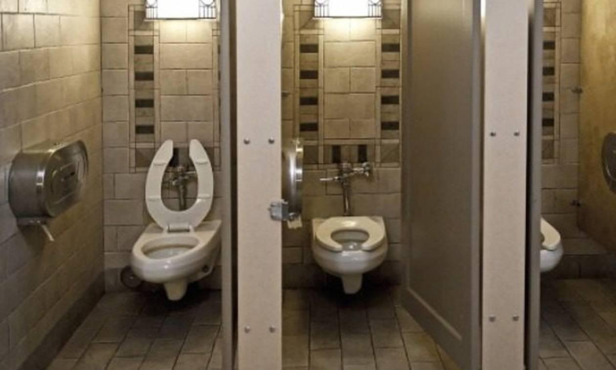 Κάθεσαι λάθος στις ξένες τουαλέτες σε όλη σου τη ζωή