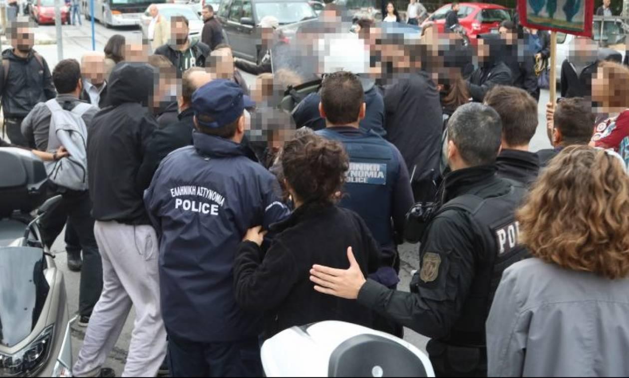 Ηράκλειο: Δώδεκα προσαγωγές για τα επεισόδια στο Πάρκο - Δύο αστυνομικοί τραυματίστηκαν