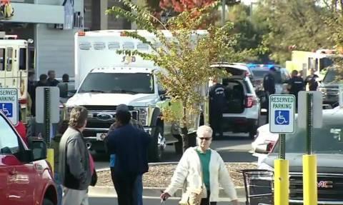 Μία γυναίκα νεκρή και πολλοί τραυματίες από πυροβολισμούς στο Κεντάκι (vid+pics)