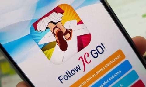 Άσε τον Πίκατσου και πιάσε τους... Αγίους: Το Follow JC Go! είναι η χριστιανική version του Pokemon