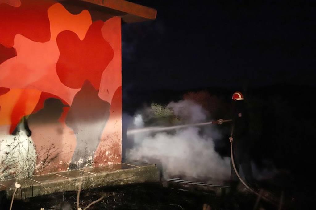 Συγκλονιστικό βίντεο: Δείτε από πού ξεκίνησε η φωτιά στη Σιθωνία Χαλκιδικής
