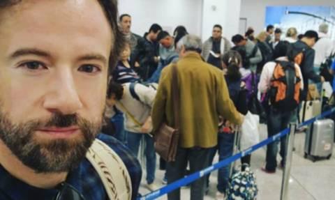 Άγριο ξέσπασμα Μαραβέγια στο Instagram - Το οργισμένο μήνυμά του