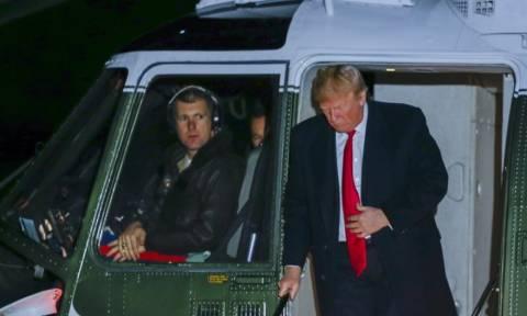Τραμπ: Βγάζω το στρατό για να προστατεύσω τις ΗΠΑ από το καραβάνι μεταναστών