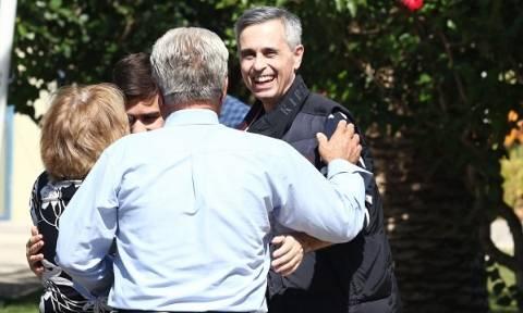 Ρέθυμνο: Συγκίνηση στην τελετή παράδοσης της δωρεάς Λεμπιδάκη στην Ελληνική Αστυνομία