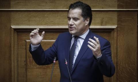 «Πόλεμος» ΣΥΡΙΖΑ - ΝΔ για τις δηλώσεις Γεωργιάδη κατά του Τσίπρα