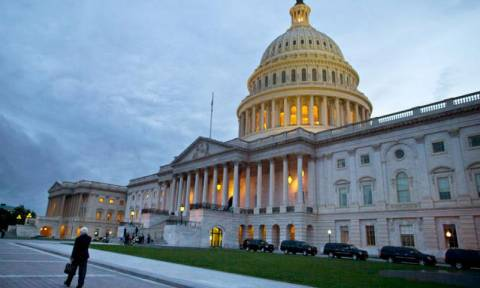 Συναγερμός στην Ουάσιγκτον: Εκκενώθηκε κτίριο που στεγάζει γραφεία γερουσιαστών στο Καπιτώλιο