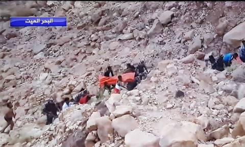 Τραγωδία στην Ιορδανία: Δεκάδες μαθητές πνίγηκαν εξαιτίας ξαφνικής πλημμύρας (vids)