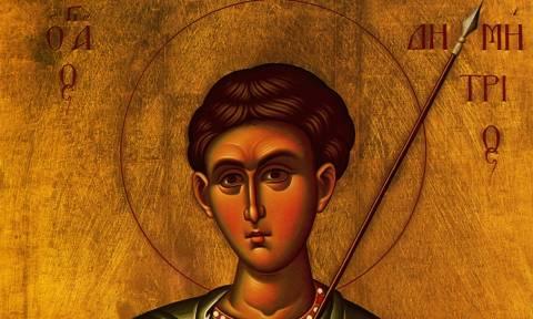 Άγιος Δημήτριος: Ο Μέγας προστάτης της Θεσσαλονίκης
