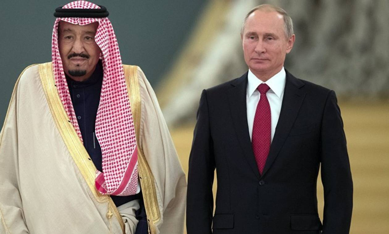 Yπόθεση Κασόγκι: Ο βασιλιάς Σαλμάν της Σαουδικής Αραβίας ενημέρωσε Πούτιν και Μέρκελ για τις έρευνες