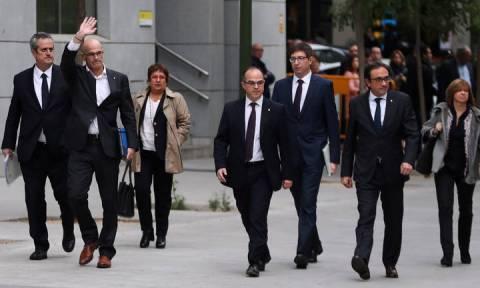 Ισπανία: Παραπομπή σε δίκη 18 στελεχών του αυτονομιστικού κινήματος της Καταλονίας