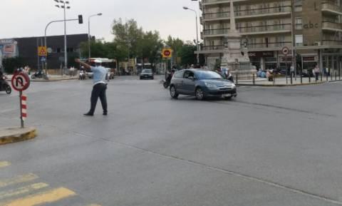 Κυκλοφοριακές ρυθμίσεις στη Θεσσαλονίκη για το τριήμερο της 28ης Οκτωβρίου