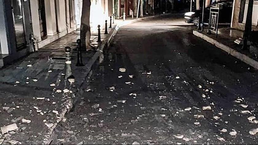 Σεισμός Ζάκυνθος: Έτσι «χτύπησαν» τα 6,4 Ρίχτερ το νησί - Συγκλονιστικά βίντεο