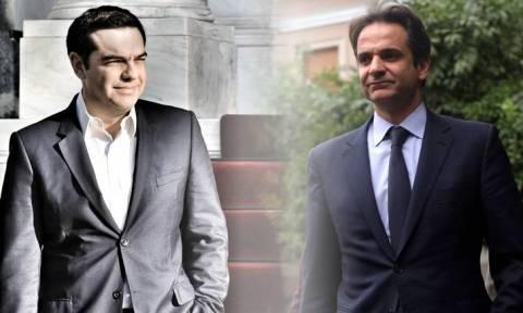 Ποιους πολιτικούς αρχηγούς συμπαθούν οι Έλληνες;