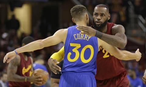 NBA: Πήγε να τρολάρει τον Κάρι αλλά… έφαγε τα μούτρα του ο Λεμπρόν! (video)