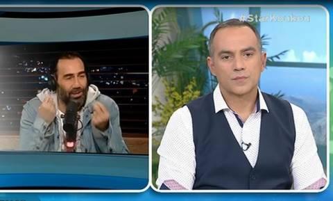Κανάκης: Το τηλεφώνημα του Κρατερού και τα πρώτα λόγια μετά το τέλος της συνεργασίας με τον ΑΝΤ1