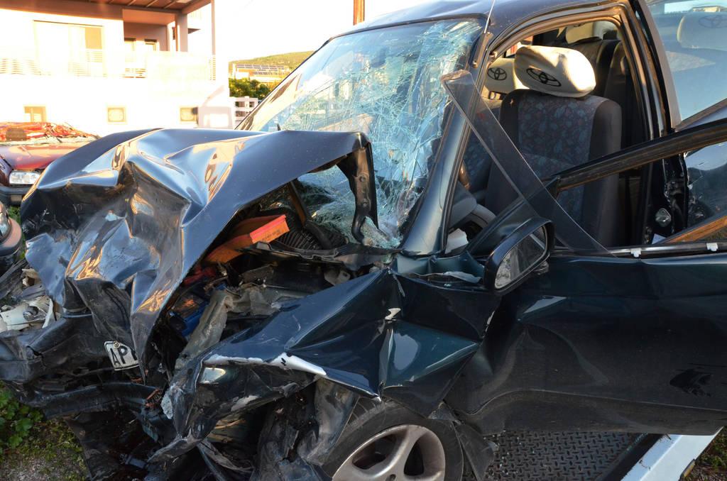 Εικόνες - ΣΟΚ από το θανατηφόρο τροχαίο στο Ναύπλιο