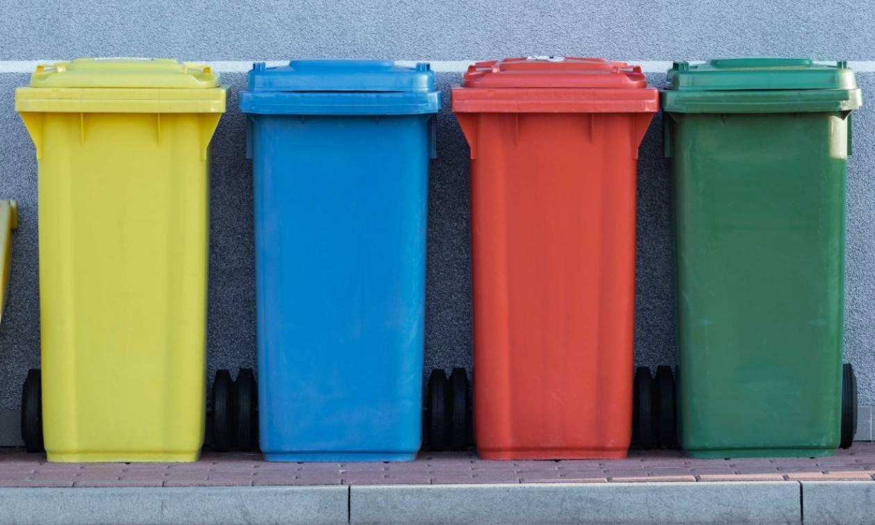 f9711850644e Πώς θα κάνεις τα σκουπίδια να μην μυρίζουν με φυσικό τρόπο! - Newsbomb