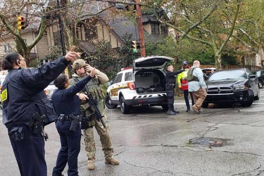 ΗΠΑ: Μακελειό στο Πίτσμπεργκ - Ένοπλος σκόρπισε το θάνατο σε συναγωγή (vids)