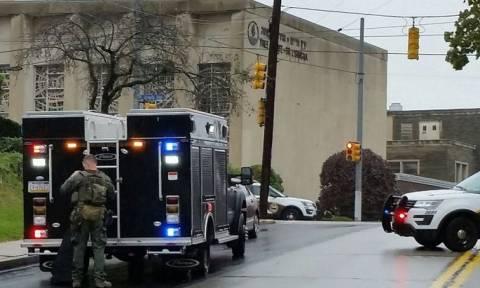 ΗΠΑ: Μακελειό στο Πίτσμπεργκ - Ένοπλος σκόρπισε το θάνατο σε συναγωγή (pics&vids)